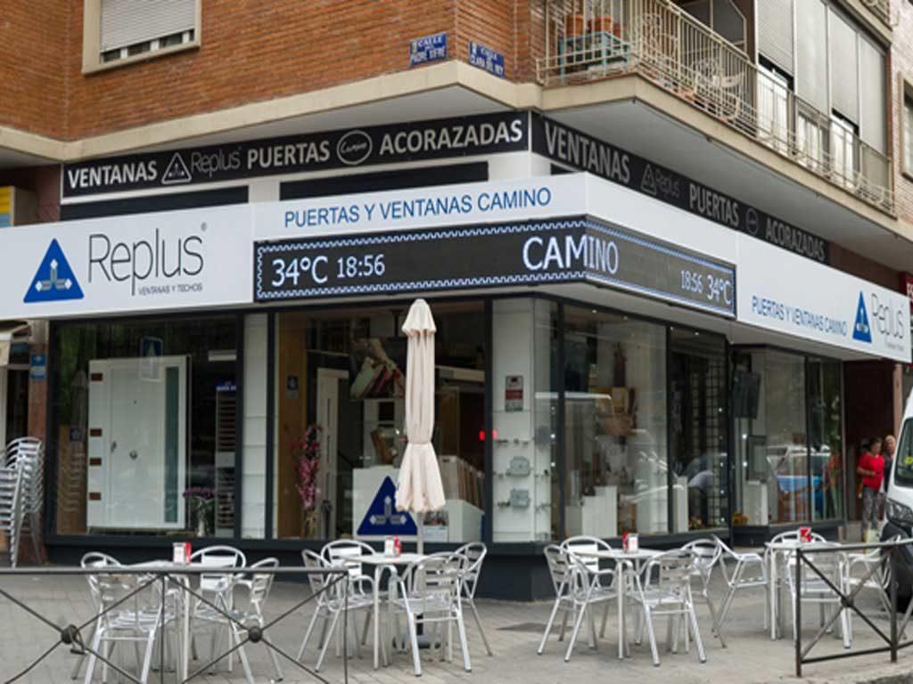Ventanas Camino Madrid